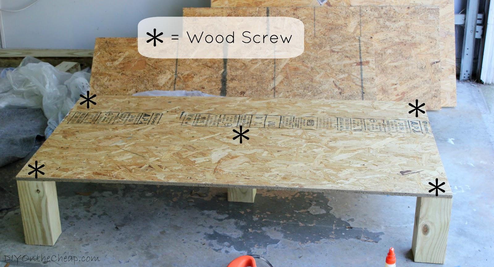 Pdf diy diy twin platform bed plans download diy loft bed for How to build a wood platform