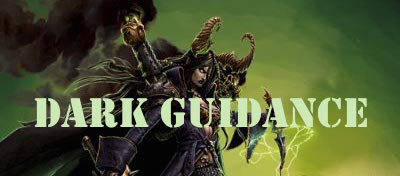 Dark Guidance