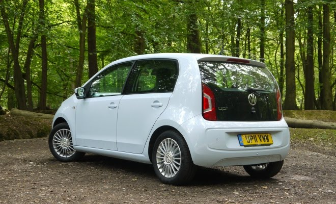 volkswagen up review 75ps high up bluemotion edition. Black Bedroom Furniture Sets. Home Design Ideas