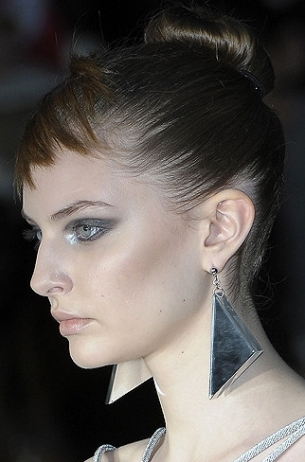 Famous Slicked Hairstyle 12