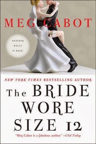 book cover of The Bride Wore Size 12 by Meg Cabot