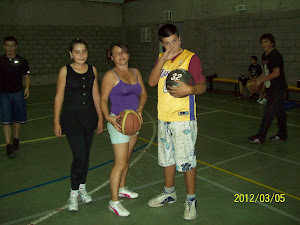 Familia de  deportistas