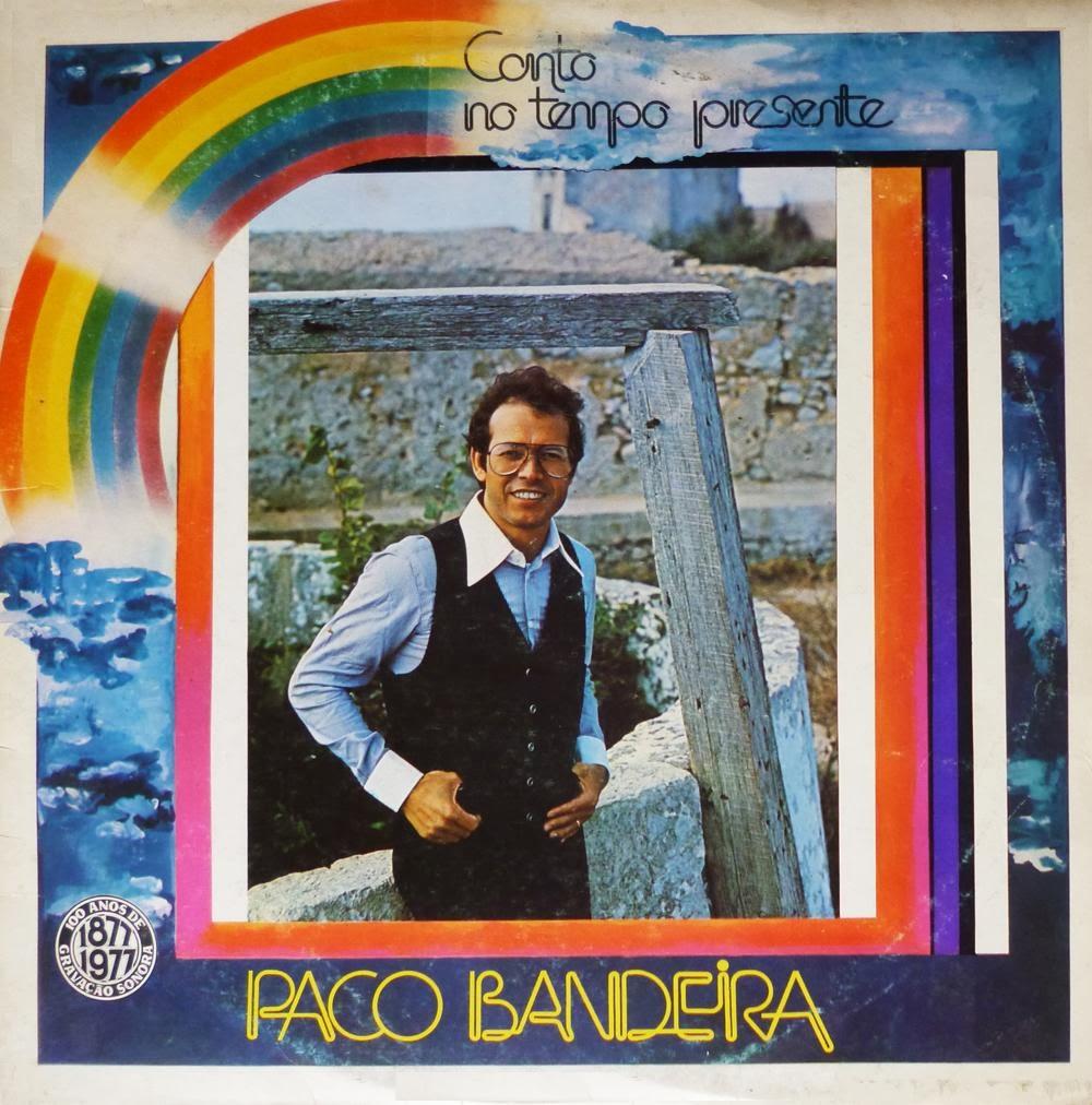 Paco Bandeira - Canto No Tempo Presente (LP 1977)  Front