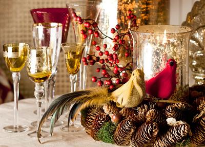 adornos de Navidad Zara Home 2012