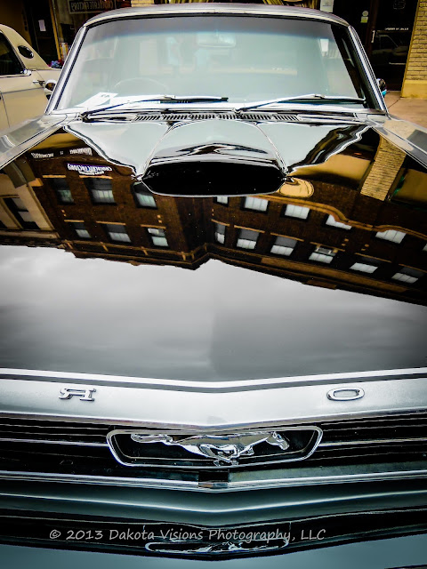 Top 5 Car Show Photography Tips: Ford Mustang