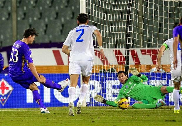 Copa Italia : Fiorentina 3 – 1 Atalanta