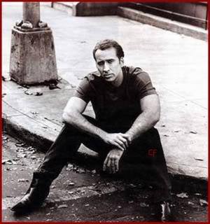 Nicolas Cage Eccentric