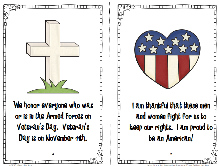 First grade smiles trying to catch up part 2 for Veterans day thank you letter template