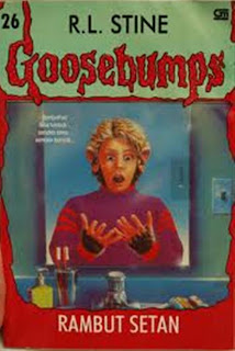 eBook Goosebumps - Rambut Setan Bahasa Indonesia