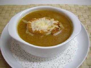Recetas Faciles, Como Hacer Sopa de Cebolla