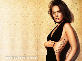 Megan Fox Hairstyle Wallpapers