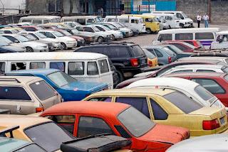 Detran RJ leiloa 450 veículos na semana que vem