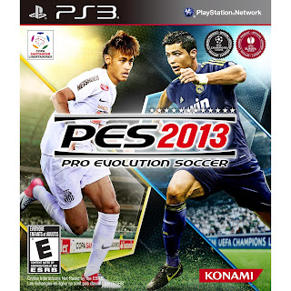 Download Games Pro Evolution Soccer 2013 PS3