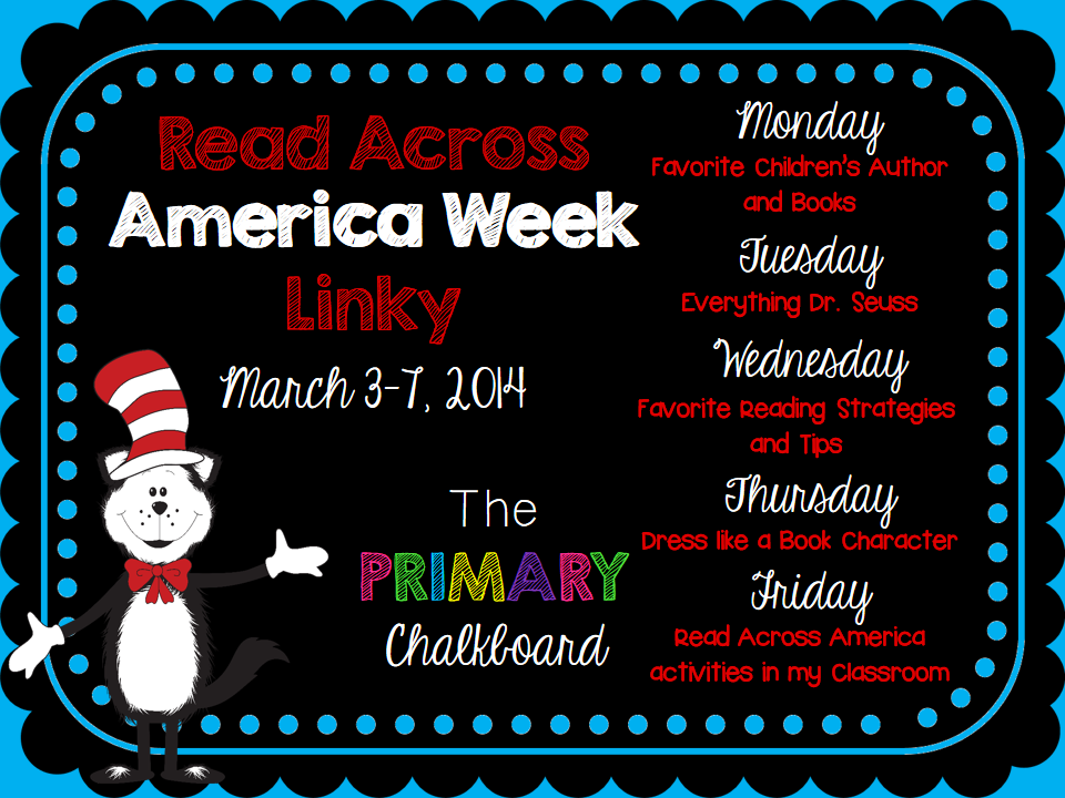 Read Across America Ideas Read Across America Week