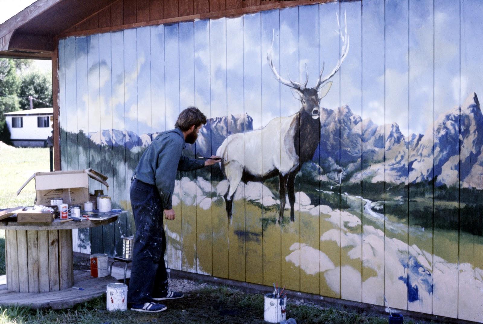 Painter from Kalispell