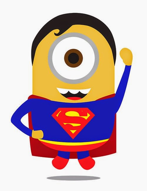 07-Superman-Kevin-Magic-Lam-The-Minions-Despicable-Me-Superheroes-www-designstack-co