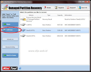 Power Data Recovery 6.5