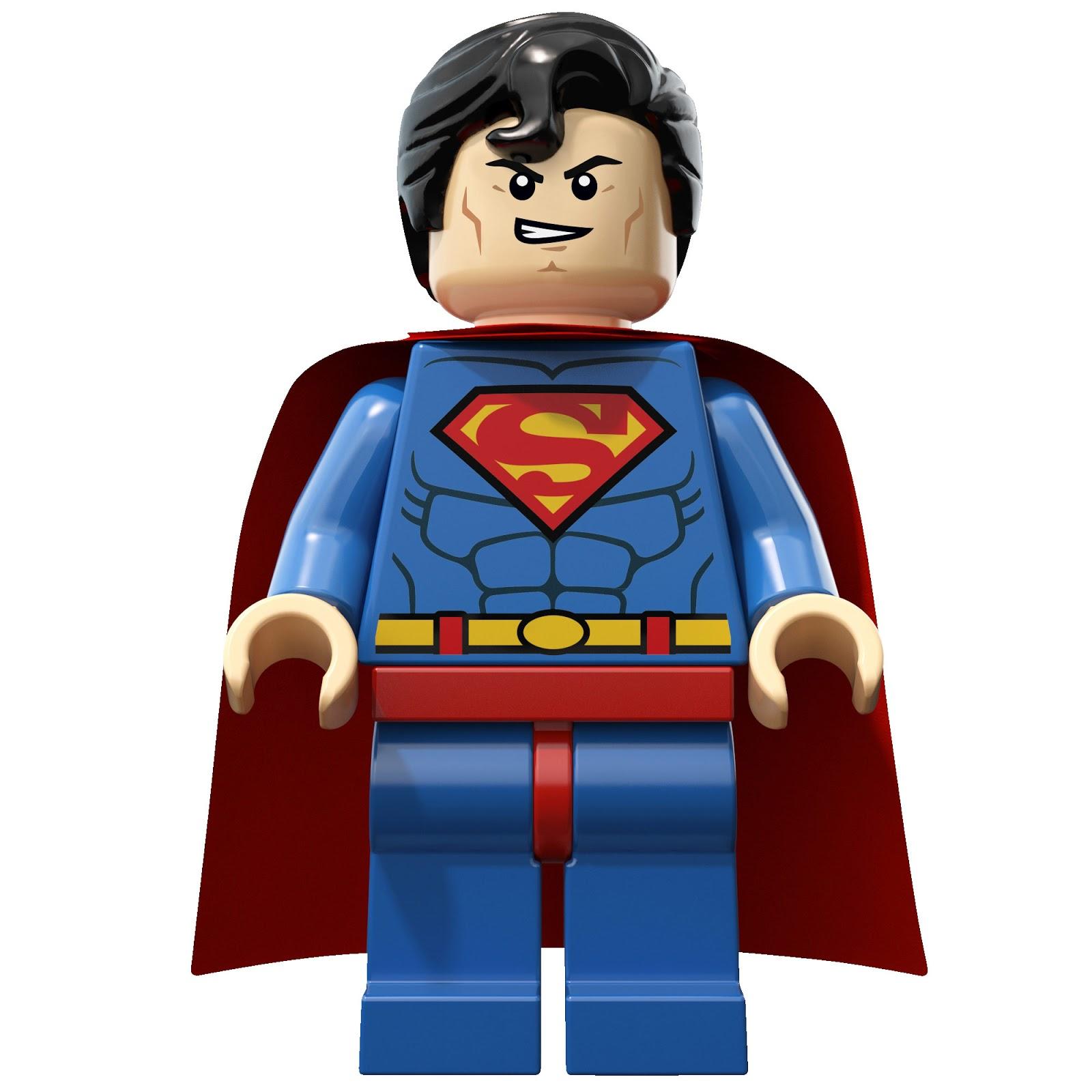 Superman lego