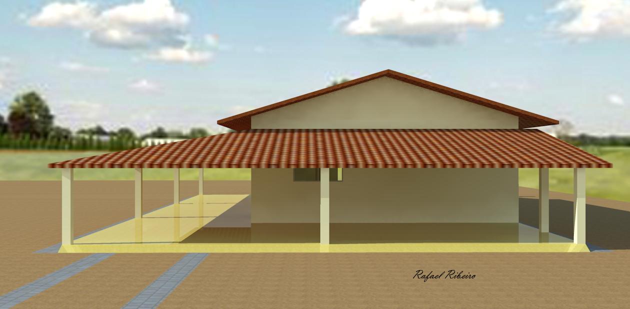 Fachada casa de campo car interior design for Fachadas de casas de campo