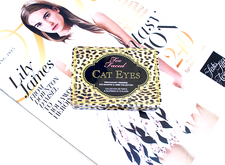 Too Faced, Too Faced Cosmetics, Too Faced Cat Eyes Palette Review