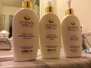 Evandé products