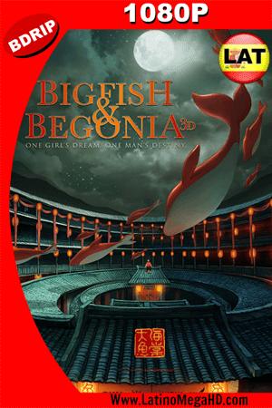 Big Fish and Begonia (2016) Latino HD BDRIP 1080P ()