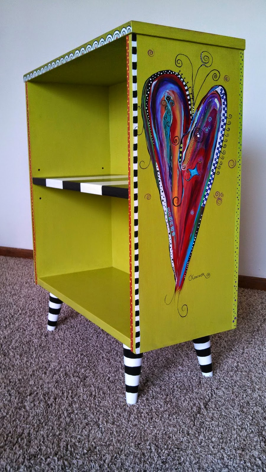 Carolyn 39 s funky furniture for Funky furniture