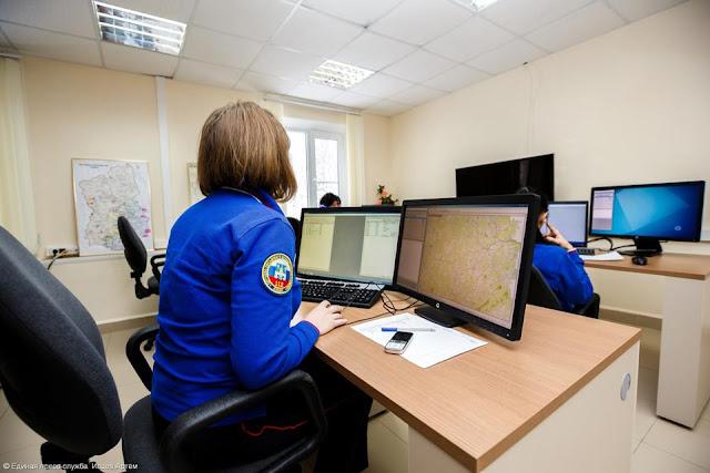 Сергиевопосадская «Единая дежурно-диспетчерская служба 112»