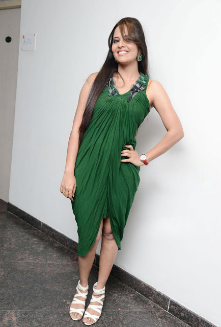 Anchor Anasuya Latest Stills