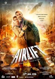 Airlift (2016) Hindi Non Retail DVDRip 700MB