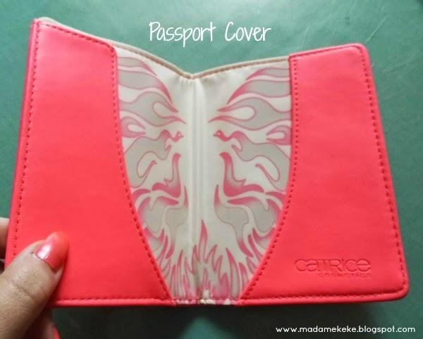 Catrice Hip Trip Passport Cover