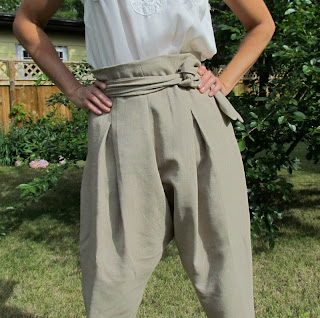 Harem pants, Ali Baba Pants