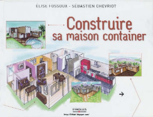 topographie construire sa maison container. Black Bedroom Furniture Sets. Home Design Ideas