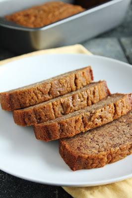 Low-FODMAP Banana Bread