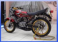 Foto Modifikasi Yamaha RX King