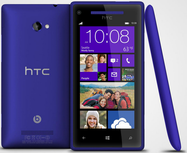 Spesifikasi Lengkap HTC 8X WindowsPhone