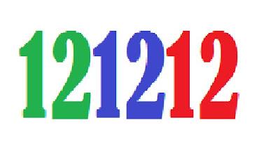 makna 121212 dari berbagai sisi