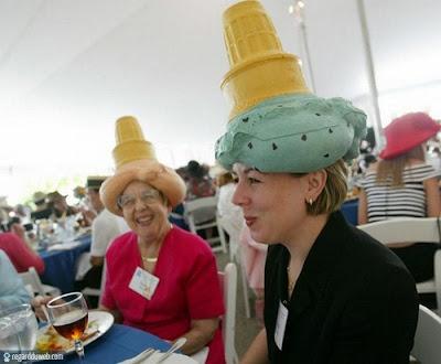 Images drôles et étonnantes Mode – Chapeau v30