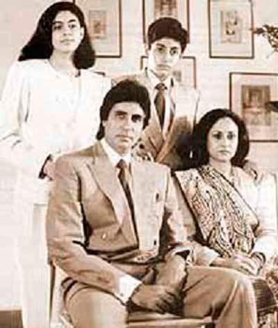Spouse   Jaya Bhaduri   3 June 1973- 2 children   Abhishek and sweta  Amitabh Bachchan Marriage Photos