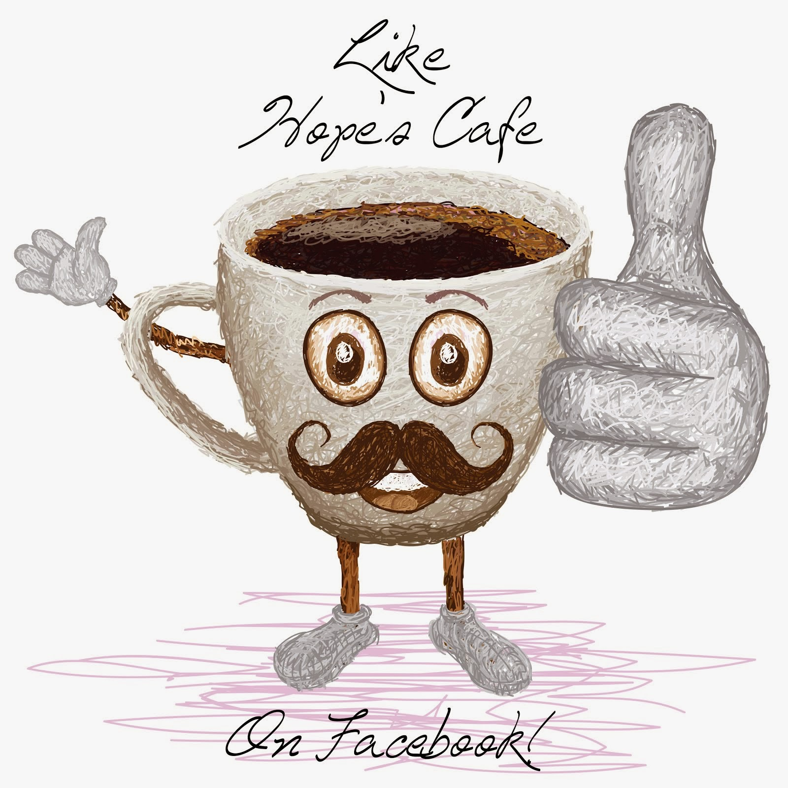 Hope's Cafe on Facebook!