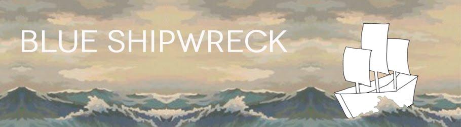 Blue Shipwreck