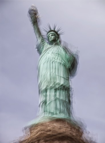 Statue of Liberty - composite © Graham Dew 2015