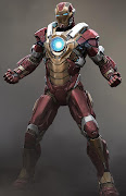 Iron Man 3 (2013) Heartbreaker armor