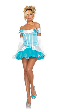 Sexy Disney Halloween costumes to roll your eyes at - Cinderella