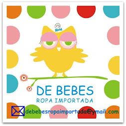 Si querés comunicarte con De Bebes, envíanos un mail