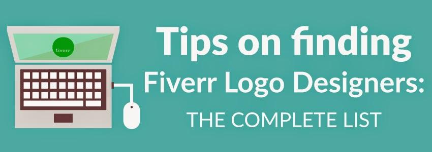 Find Logo Designers Fiverr Tips Complete List