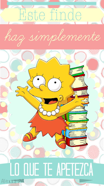 cartel-mensaje-positivo-lisa-Simpson