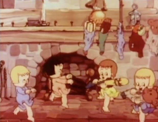 Музыка из мультфильма о мертвой царевне
