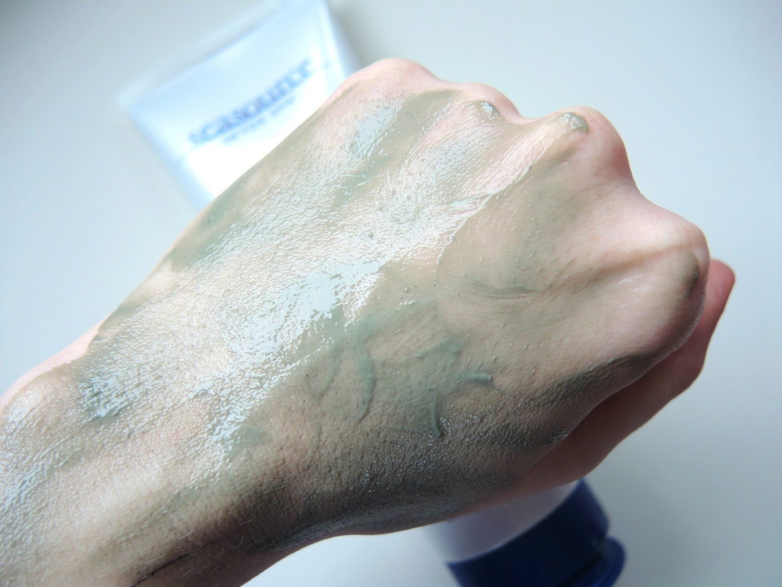 Arbonne Sea Mud Face & Body Mask Review