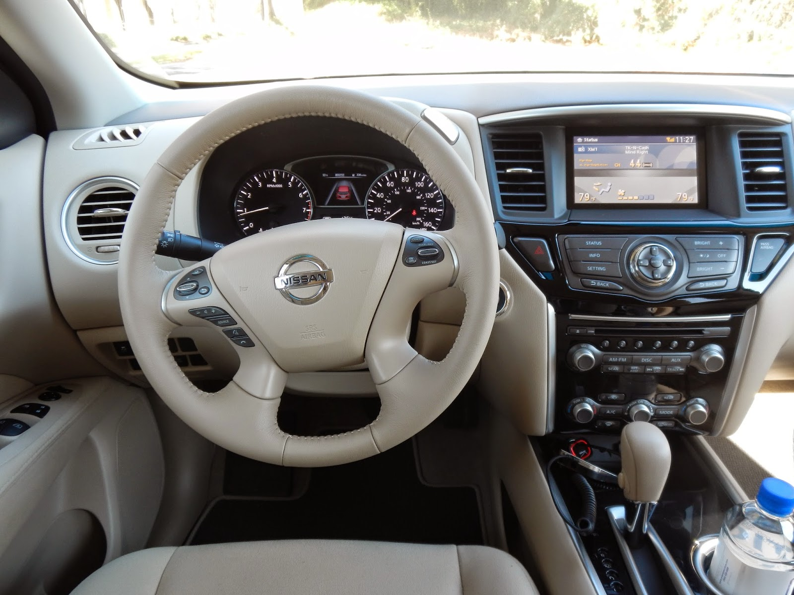 review: 2015 nissan pathfinder sv 4x4 ~ chick auto tips | car tips